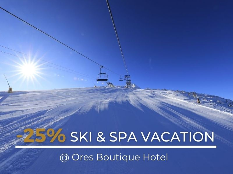 ski and spa vacation in Bansko